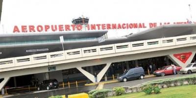 Cancelan vuelos hacia EEUU desde aeropuertos las Américas y Gregorio Luperón