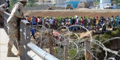Comandante del Ejército supervisa frontera ante inestabilidad en Haití