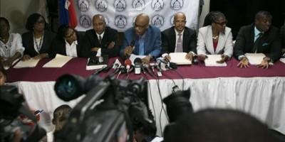 Dimite otro miembro de la CEP tras la cancelación de las elecciones en Haití