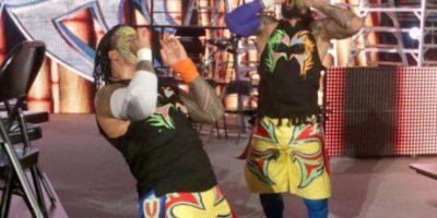 The Usos era uno de los equipos participantes. Foto:WWE