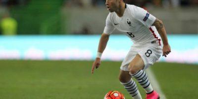 """Mathieu Valbuena. El francés también es uno de los """"trampossos"""" más famosos, según """"L'Équipe"""". Foto:Getty Images"""
