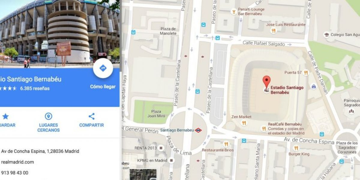 Esta es la razón por la que Google Maps