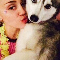 La cantante Miley Cyrus Foto:Instagram