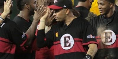 Leones logran cuarta victoria en final del béisbol dominicano