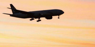 Se elevan a 13 los vuelos cancelados este domingo desde y hacia EEUU por la tormenta