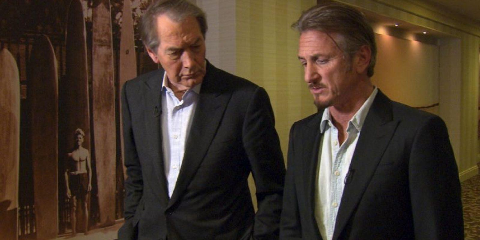Después de que ella fuera el enlace entre el narcotraficante y Sean Penn para que fuera entrevistado Foto:AP