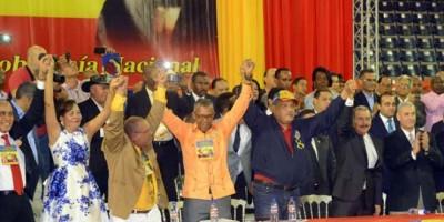 Danilo Medina es proclamado candidato presidencial de la Unión Demócrata Cristiana