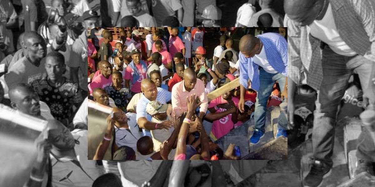 Oficialistas y opositores de Haití salen a las calles a pedir elecciones