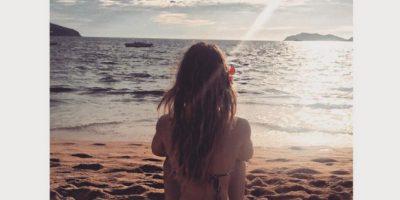 FOTOS: Belinda vuelve a mostrar cuerpazo en bikini