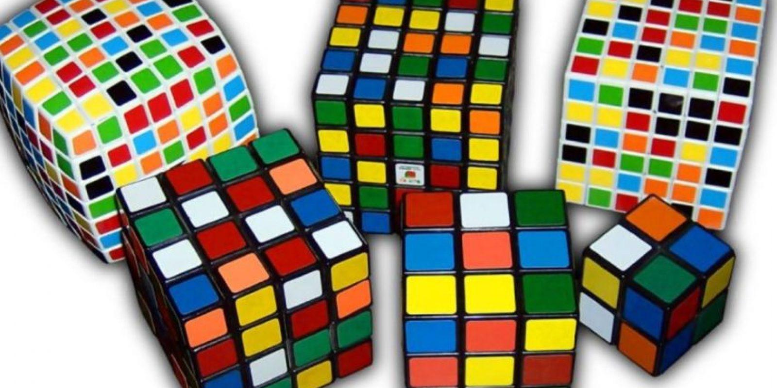Actualmente existen varios rompecabezas que ya no cuentan con la tradicional forma cúbica. Foto:Wikicommons
