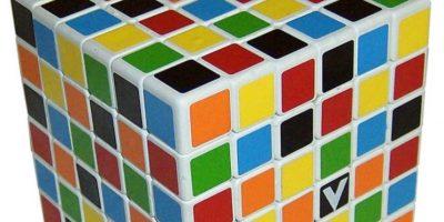 El cubo de 6x6x6 es el más popular después del original 3x3x3. Foto:Wikicommons