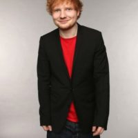 Ed Sheeran – Músico británico. Foto: Getty Images