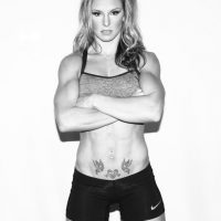 Ha practicado gimnasia por 25 años. Foto:vía StacieVenagro.com