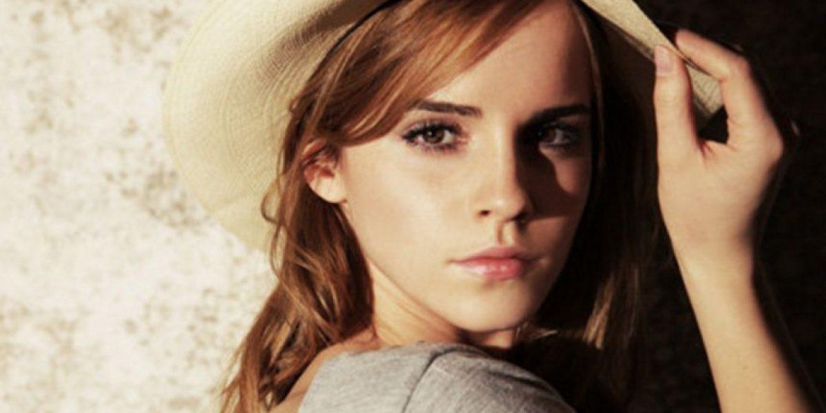 La foto de Emma Watson que causó revuelo en redes sociales