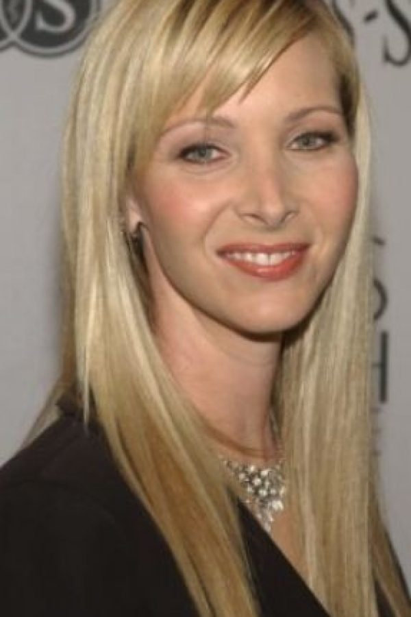 Así se veía Lisa Kudrow Foto: Getty Images