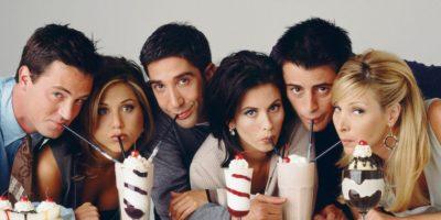 """La primera imagen de la reunión de """"Friends"""""""