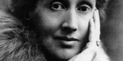 Frases y datos para recordar el natalicio 134 de Virginia Woolf