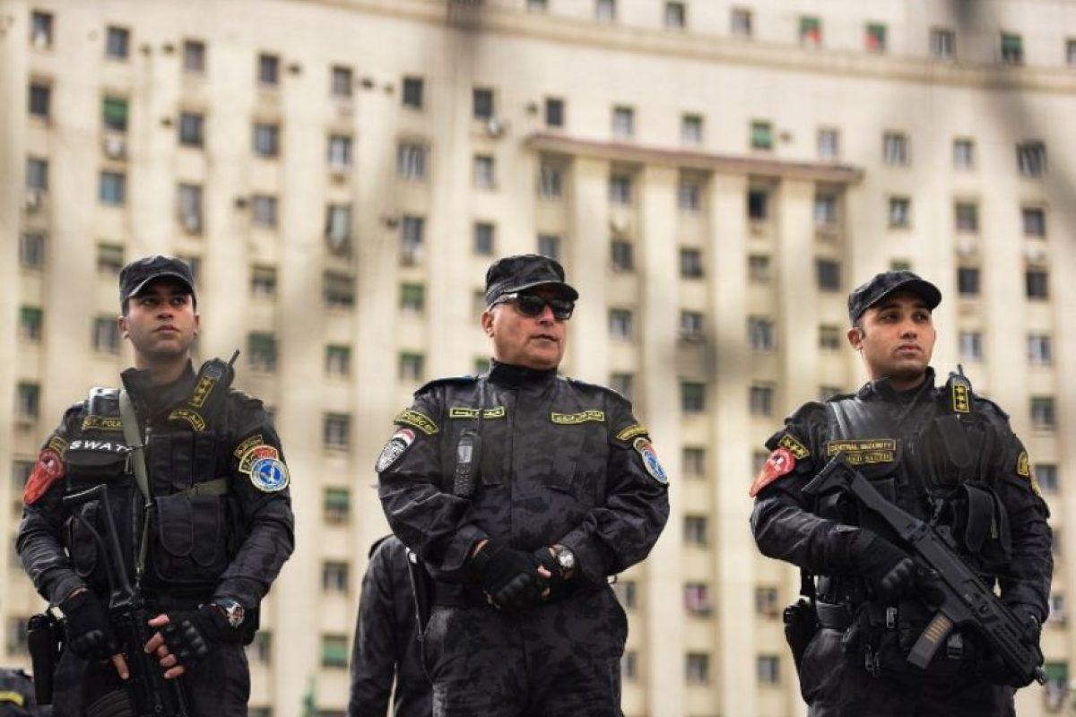 Este está al pendiente de que no haya un brote de algún tipo de movimiento revolucionario. Foto:AFP