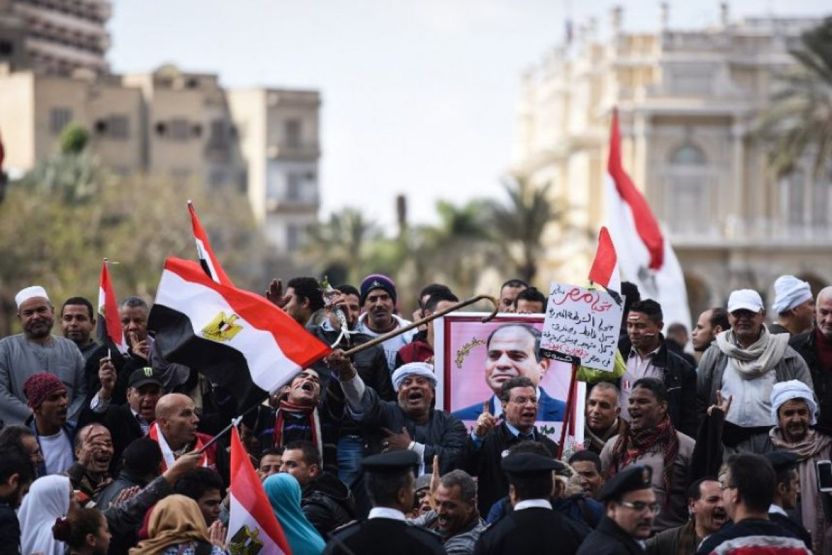 Causando tensión en todos los países árabes involucrados. Foto:AFP