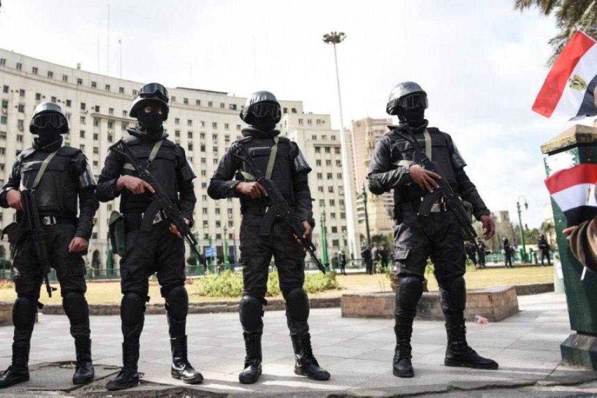 """""""Algunos incluso lo consideran peor que durante el gobierno de Hosni Mubarak"""". Foto:AFP"""