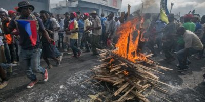 Rebelión haitiana