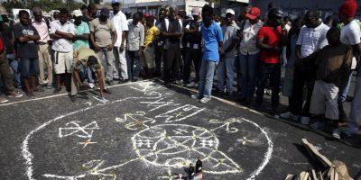 La cancelación de los comicios ha incrementado el descontento en las calles del vecino país Foto: Fuente externa