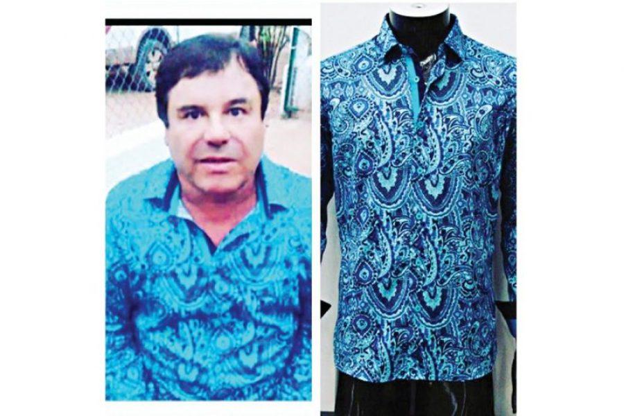ce6a3b3af6 Narco-clothing: la estética de los grandes capos que triunfa en la moda  mundial