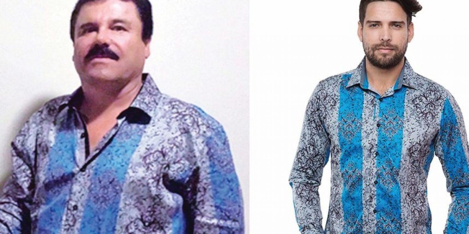 Narco-clothing  la estética de los grandes capos que triunfa en la ... 6ff57a3f1d6