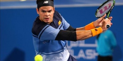 Raonic doblega a Wawrinka y accede a cuartos de final en Australia