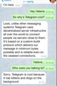 Telegram Messenger Foto:Telegram LLC
