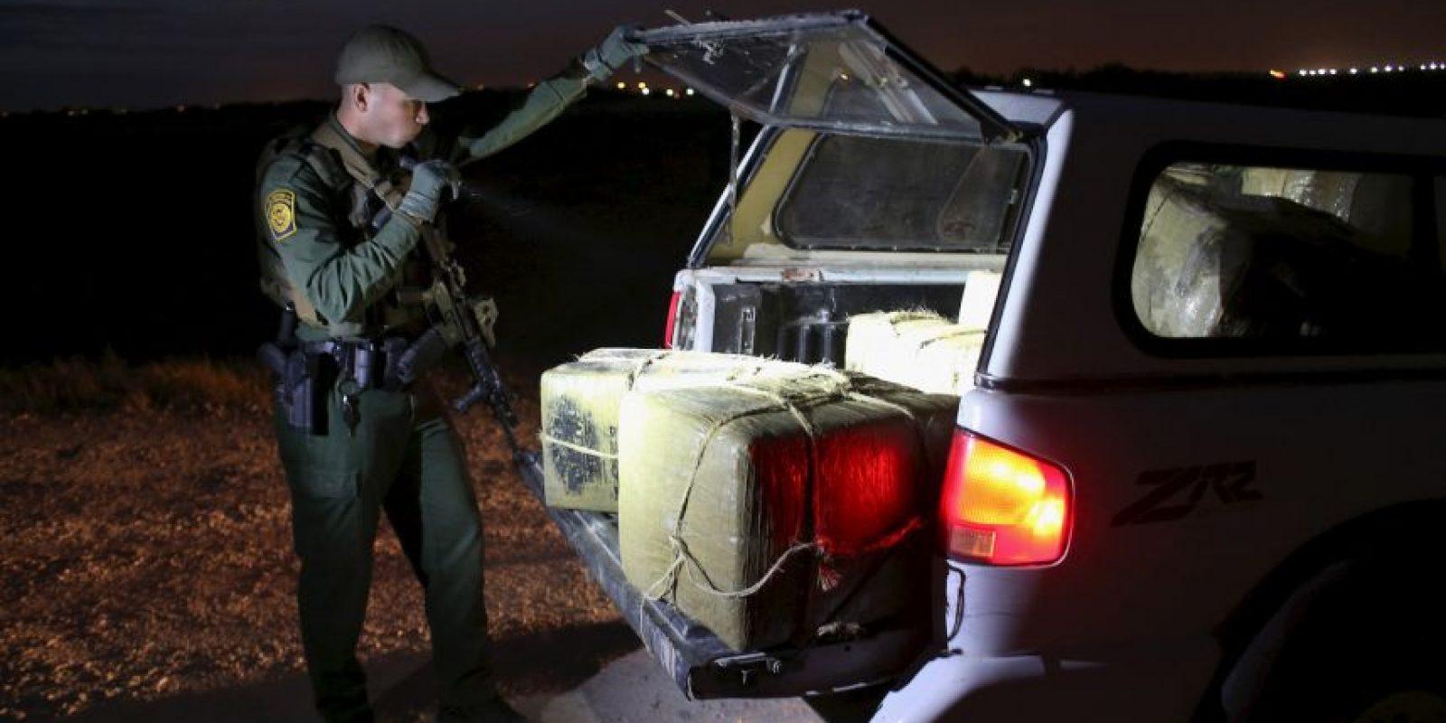 Cifras oficiales indican un descenso significativo en el mercado ilegal de marihuana Foto:Getty