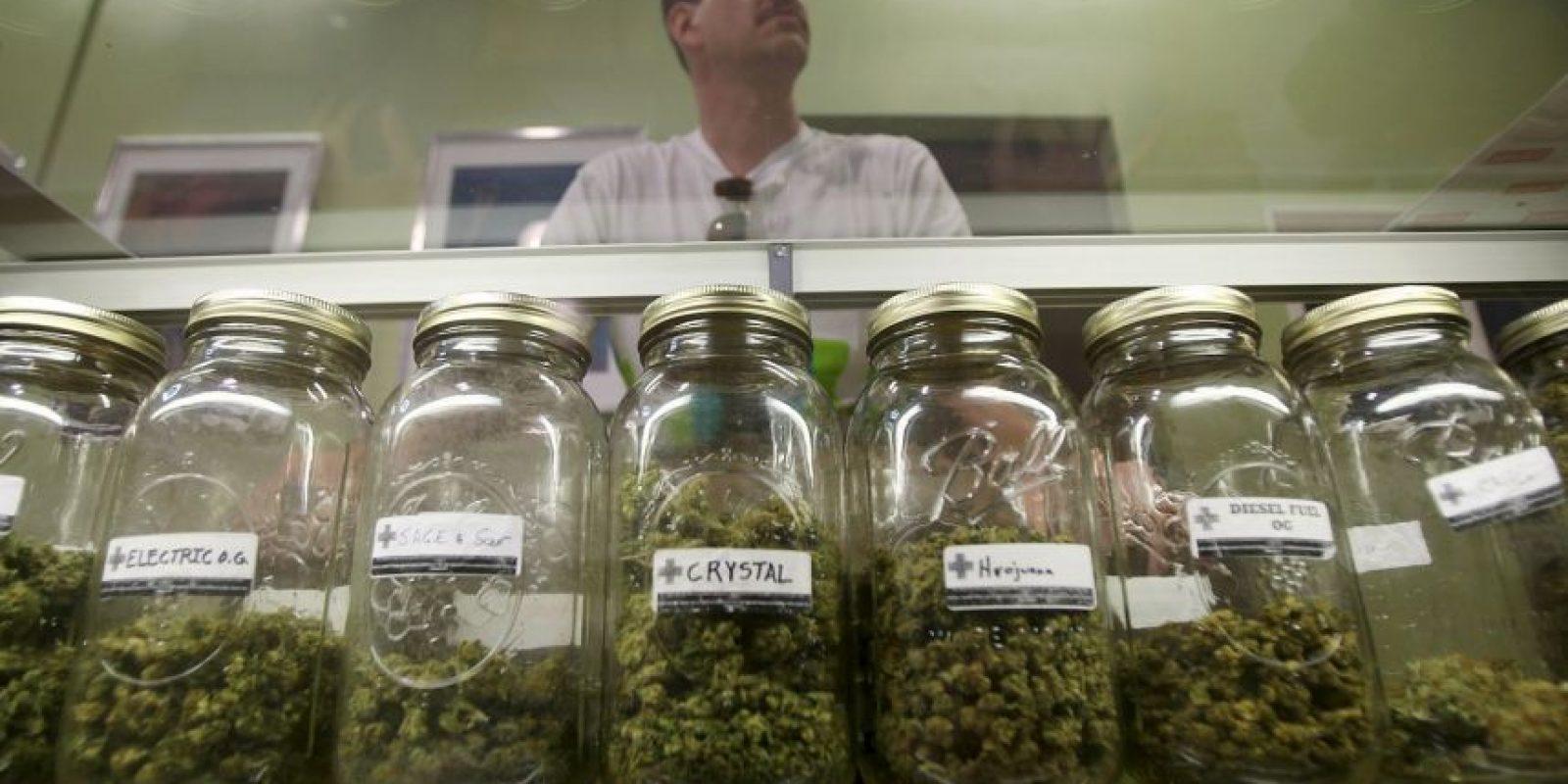La industria de la marihuana legal es sin duda el sector de mayor crecimiento de la economía de Estados Unidos Foto:Getty