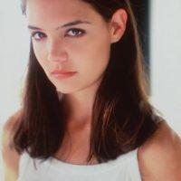 La actriz Katie Holmes lucía así en 1998 Foto:Getty Images