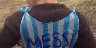 Encuentran al niño fanático de Lionel Messi que conmovió al mundo