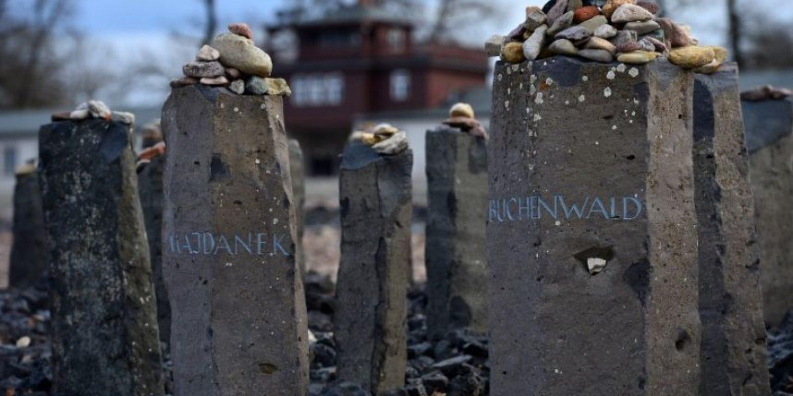 Sin embargo, los judíos no fueron el único grupo perseguido por el régimen, pero sí sus principales víctimas. Foto:AFP