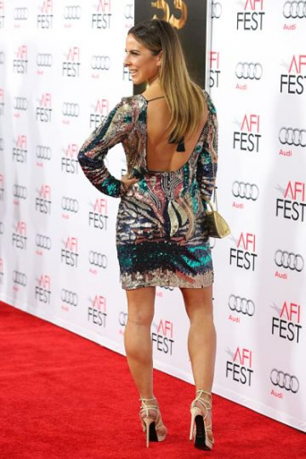 La actriz tendrá que notificar sus vínculos con el narcotraficante Foto:Getty Images