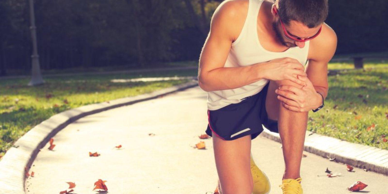 El PRP ayuda a tratar lesiones musculares. Foto:Fuente Externa