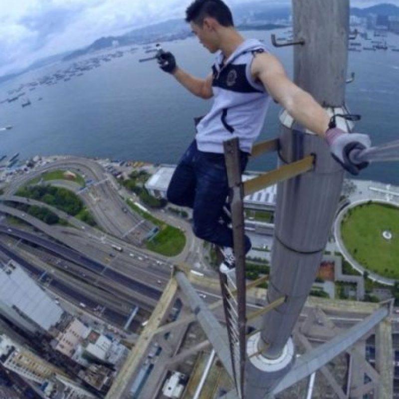 Para él no hay límites. Foto:Vía Instagram.com/daniel__lau