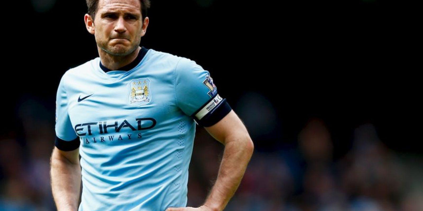 Frank Lampard (Inglaterra, New York City) Foto:Getty Images