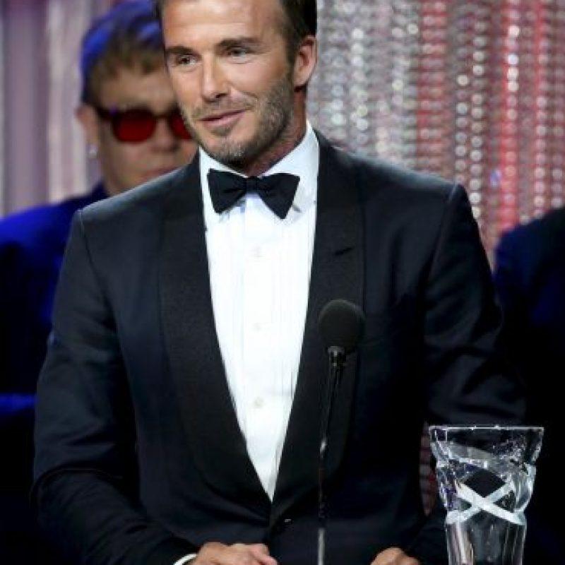David Beckham (Inglaterra, retirado) Foto:Getty Images