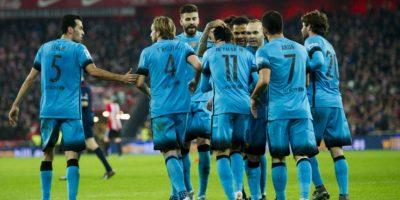 El Barcelona se ha impuesto en los dos duelos previos Foto:Getty Images