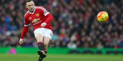 Wayne Rooney (Inglaterra, Manchester United) Foto:Getty Images