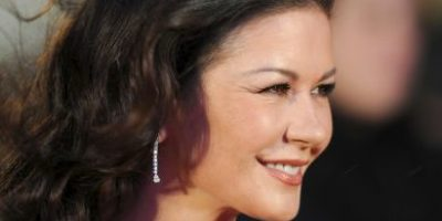 El cautivador look de Catherine Zeta-Jones