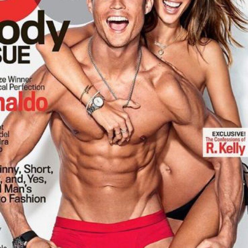 """Protagonizaron la portada de la revista """"GQ"""" Foto:Vía instagram.com/alessandraambrosio"""