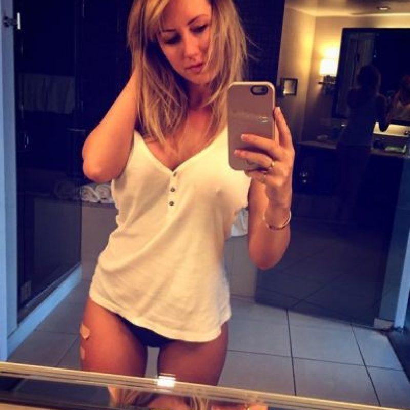 """Brett Rossi confesó al portal """"TMZ"""" que en 2014 estuvo embarazada y Charlie Sheen le pidió que interrumpiera su proceso de gestación. Foto:Vía Instagram/@imbrettrossi"""