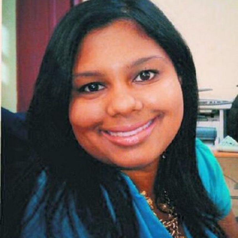 Gabriela Santana es graduada en Marketing Turístico de la Universidad APEC. Actualmente se desempeña como agente de ventas de El Dorado Travel. Ha laborado para diferentes cadenas hoteleras como agente de reservas, destacando su experiencia los hoteles Holiday Inn Santo Domingo, Royalton Punta Cana y Memories Splash Punta Cana.