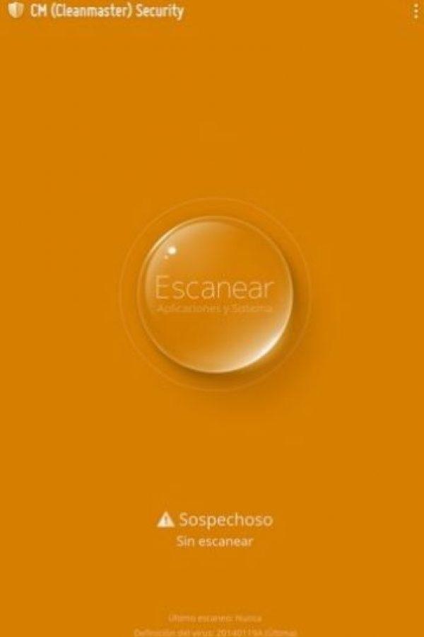 Bloquea aplicaciones y contactos. Foto:Cheetah Mobile (AntiVirus & AppLock)