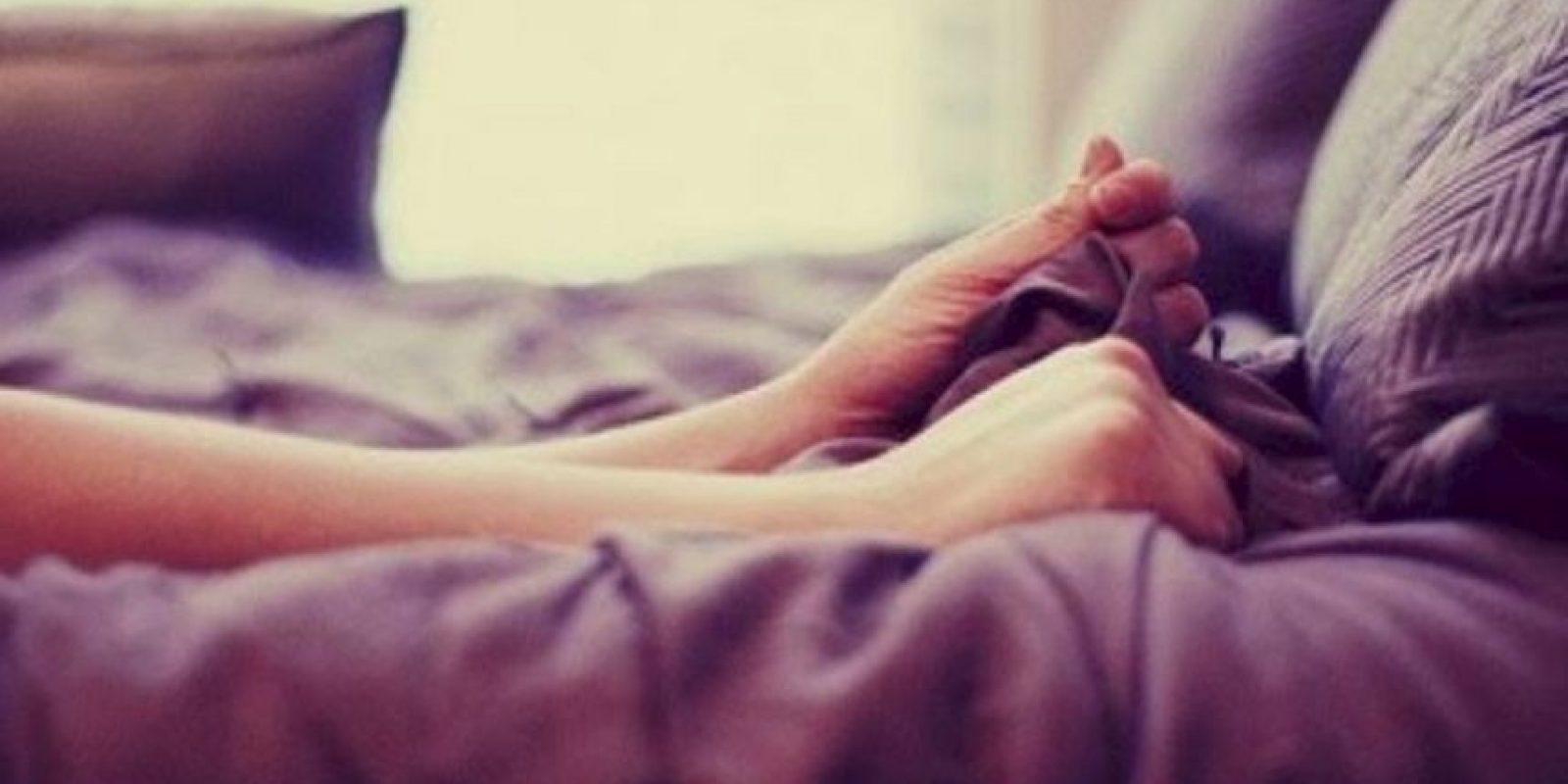 La mejor hora para tener relaciones sexuales. Foto:Vía Pinterest