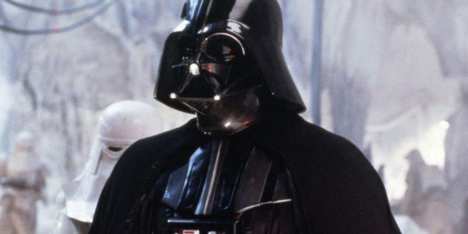 6 datos interesantes sobre Darth Vader Foto:Vía latino.starwars.com