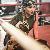 En 2011 fue campeona de Muay Thai en su país Foto:Vía instagram.com/anastasia_yankova